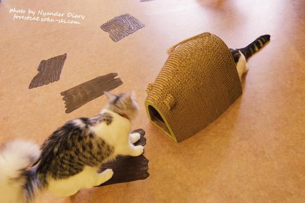 てまりのおうち 可愛いキャットスクラッチ 猫